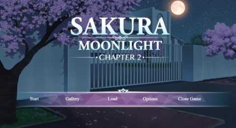 Sakura Moonlight - Chapter1-2 Winged Cloud