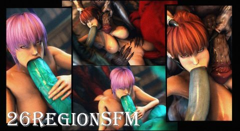 26RegionSFM - Short Works