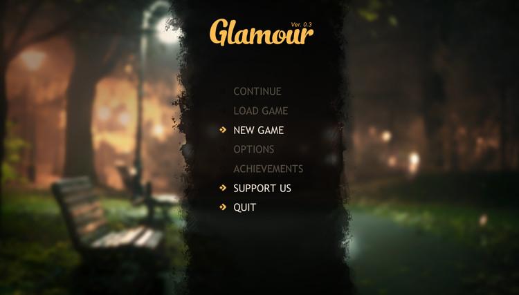 Glamour – (Dark Silver)
