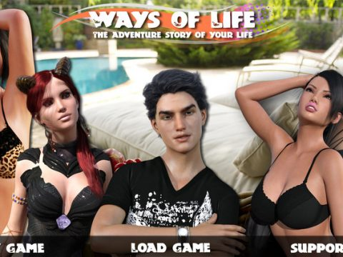 Ways of Life RALX Games Productions