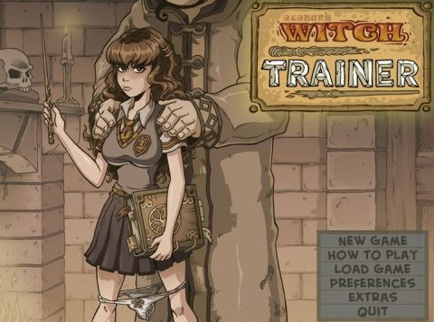 Witch Trainer Silver