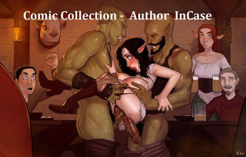 Alfie Comic Collection - Author InCase