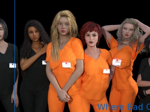 download game Where Bad Girls Go