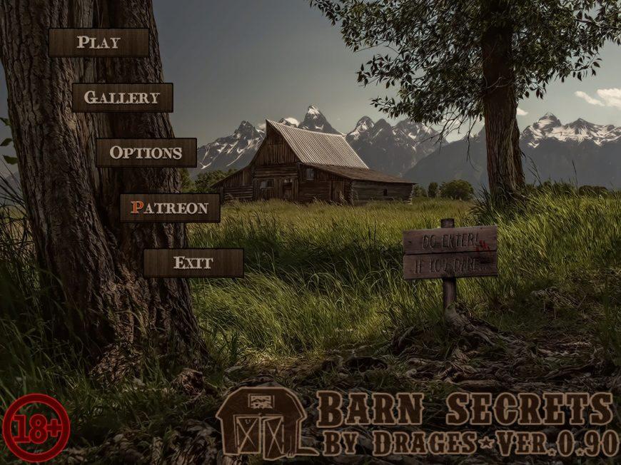 Barn Secrets Drages Animations