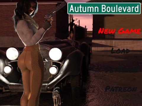 Autumn Boulevard _Disciple of Virginia SCREEN GAME