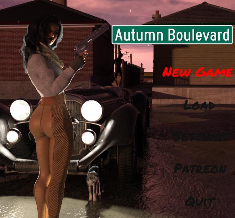 Autumn Boulevard _Disciple of Virginia SCREEN GAME
