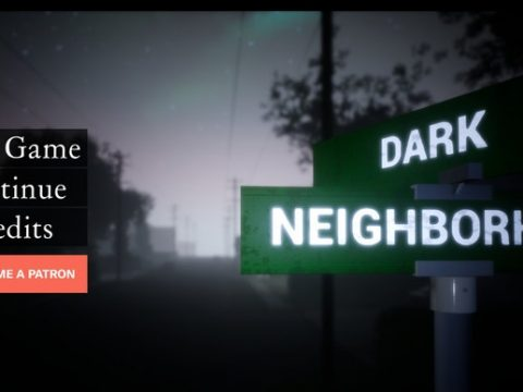 Porn Game: Dark Neighborhood Chapter by PsychoDelusional