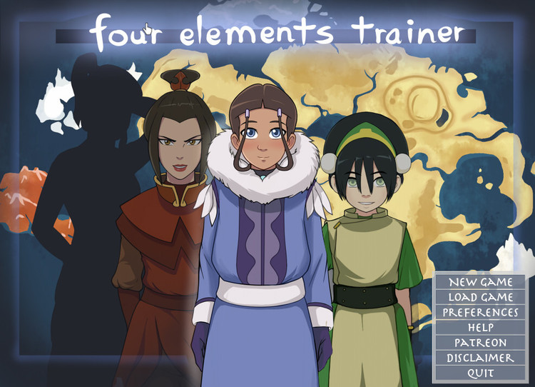 Four Elements Trainer download pc