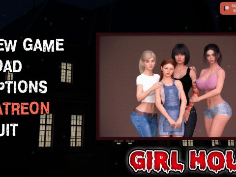 Girl House - Version Extra + Walkthrough Astaros3D