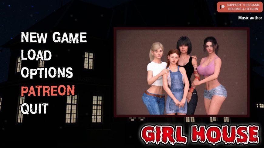 Girl House - Version Extra + Walkthrough Astaros3D