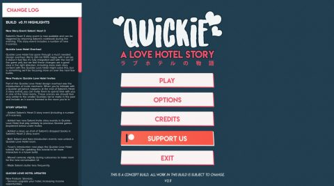 Quickie A Love Hotel Story