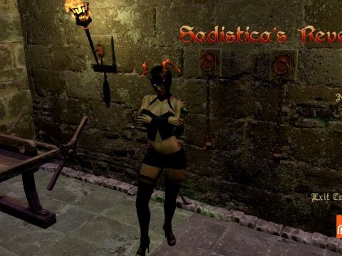 Sadistica's Revenge