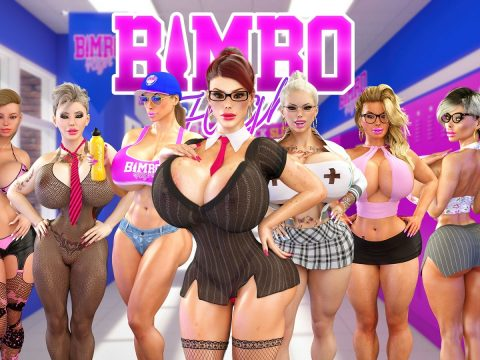 Bimbo High -P1NUPS Games
