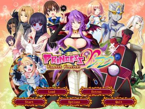 Princess X FD: Fiancees Forever! [Final] [ENG]