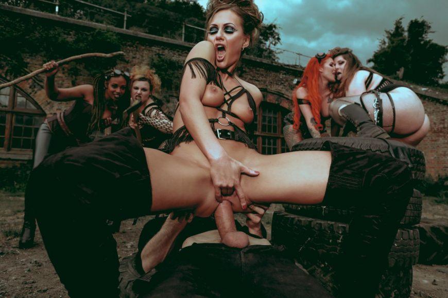 Tina Kay - No Mercy For Mankind