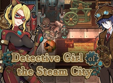 Detective Girl of the Steam City