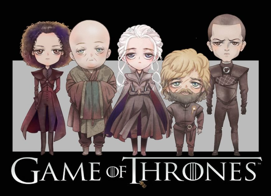 Game of Thrones - Fan Art