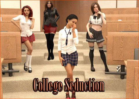 College Seduction + Walkthrough