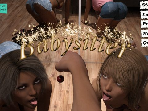 Porn Game Babysitter from T4bbo (1)