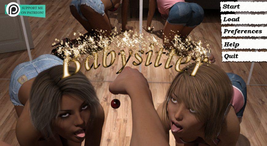 Porn Game Babysitter from T4bbo (1)