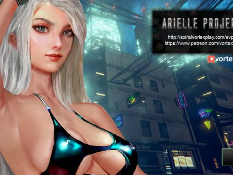 3D Arielle Project - Update [SpiralVortexPlay]