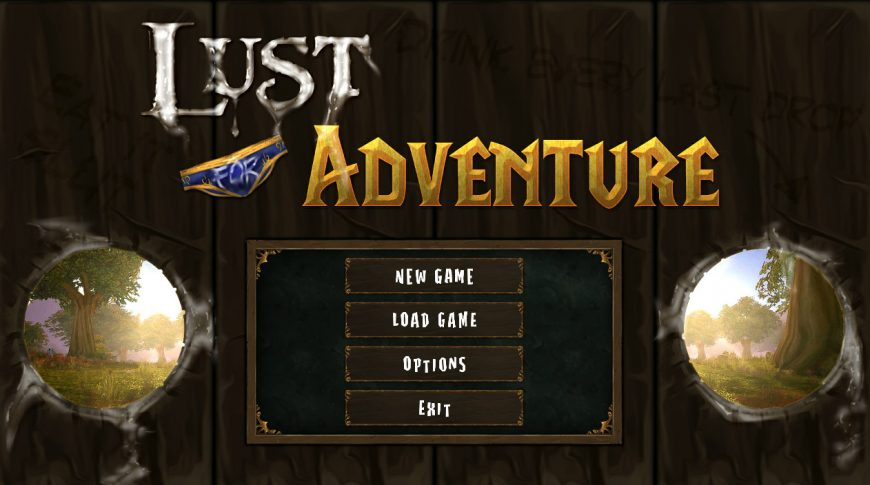 Lust for Adventure porno game