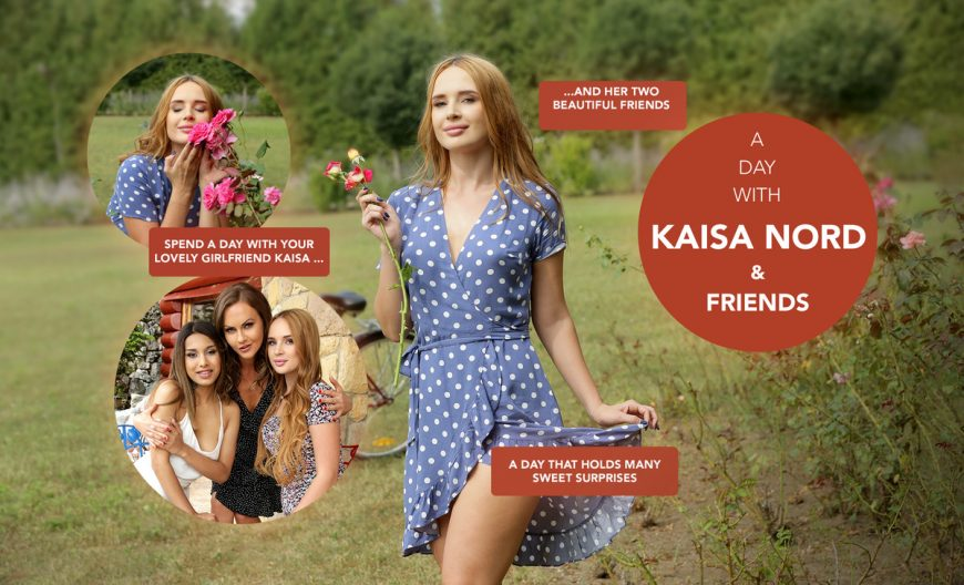 A day with Kaisa Nord & Friends1