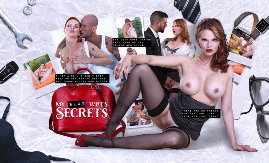 My Slut Wife's Secrets porm game screenshots