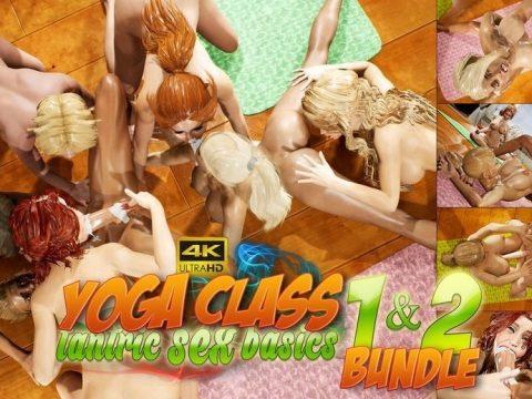 Yoga Class - Tantric Sex Basics 1 & 2 Bundle