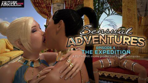 Sensual Adventures: Episode 4 FREE