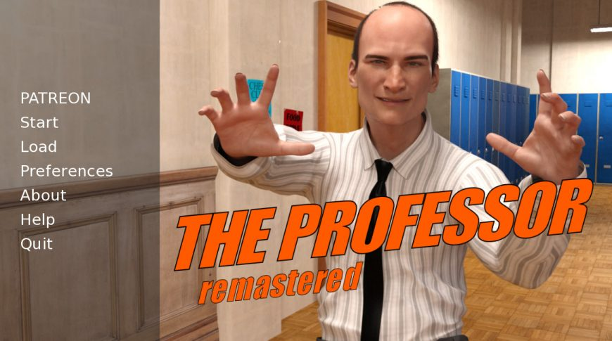 """The Professor patreon game"""