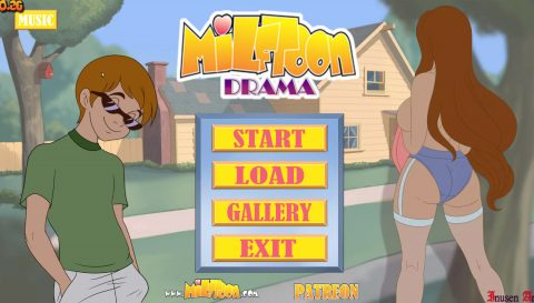 Milftoon Drama game pc
