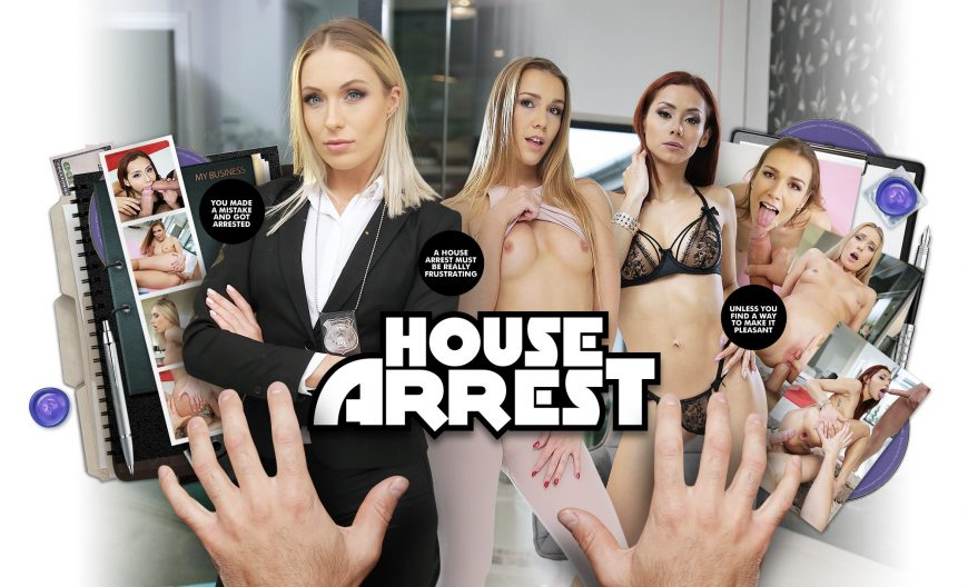 House Arrest [LifeSelector]