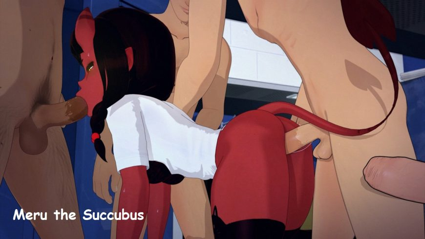 Meru the Succubus